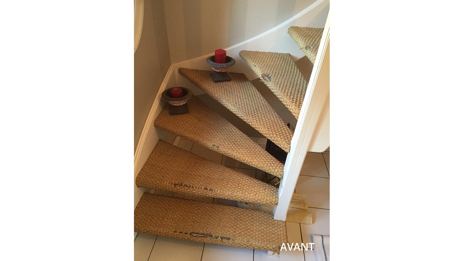Renovation Escalier Nord Pas De Calais rénovation escalier - les pinceaux de valérie